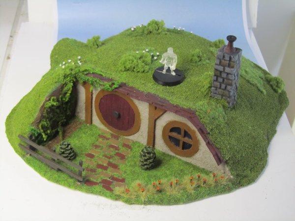 Des Hobbits de la Comté